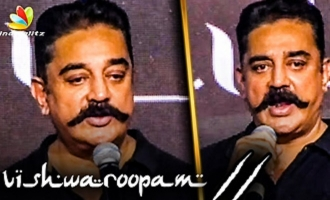 I am Ready to Face Anything : Kamal Haasan Speech