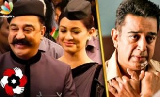 I Started Working on Vishwaroopam 3 : Kamal Hassan Speech