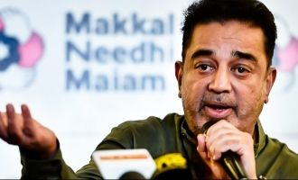 Kamal Haasan explains why he ignored Karunanidhi statue function
