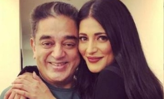 Official update from Shruti Haasan on Kamal Haasan's health!