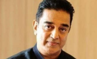Kamal Haasan pays tribute to his first makeup man