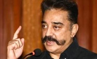 Ponparappi violence is a shame, says Kamal Haasan!