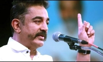 Shocking announcement by Kamalhaasan