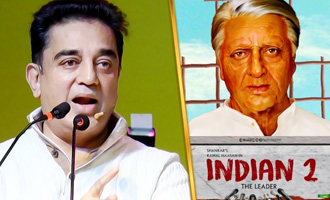 INDIAN 2 might create problems : Kamal Haasan Speech