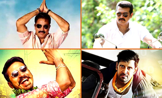 Kamal, Ajith, Dhanush and Vikram to clash for this Pongal