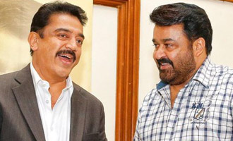 Kamal and Mohanlal to team up again for a remake?