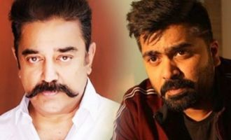 Mammoth! Simbu in Kamal Haasan's next?