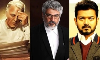 Thala and Thalapathy attending Kamal Haasan 60 today?