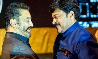Kamal Haasan in Chiranjeevi's magnum opus