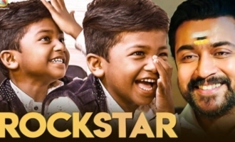 SURIYA Is My All Time Favorite : Rockstar Kamalesh Live Ganna Performance