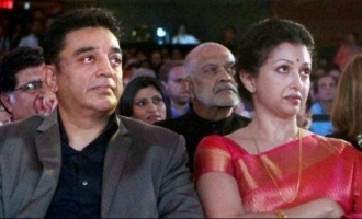 Gautami's foreign visit reason for confusion in Kamal's house?