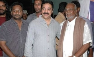 I have lost my elder brother - Kamal Haasan mourns the death of veteran director GNR