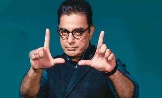 Kamal Haasan's statement on Chandrayaan 2!