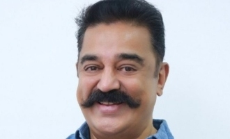 Red hot official update on Kamal Haasan's next with a mass pic gets fans worked up