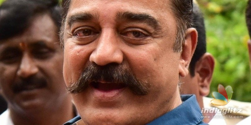 Kamal Haasan says long live my son to his fan for this awesome video