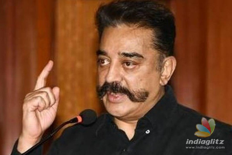Kamal Haasan asks angry questions to CM on Pollachi sex scandal - Video