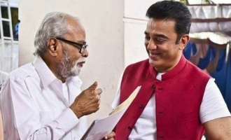 I feel the pride of a father to K Balachander - Kamal Haasan's tribute on 90th birthday