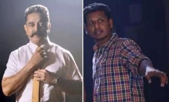 Lokesh Kanagaraj completes an important work for Kamal Haasan's 'Vikram'