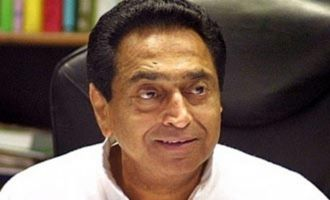 MP CM Kamal Nath courts controversy with 'outsiders' remark