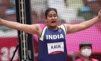Tokyo Olympics: Indian Athlete Kamalpreet Kaur finishes 6th in Women's Discus Throw Final!