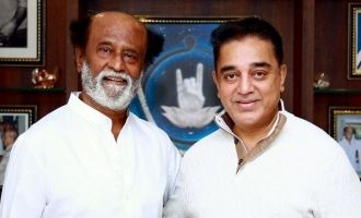 Kamal Haasan's sweet birthday wishes to Rajinikanth