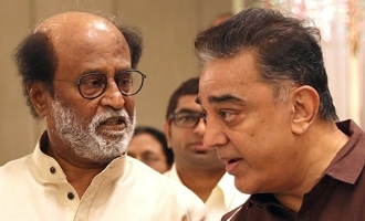 Kamal Haasan takes a dig at Rajnikanth!