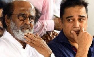 Rajini and Kamal express their sorrows for Srilanka bomb blast