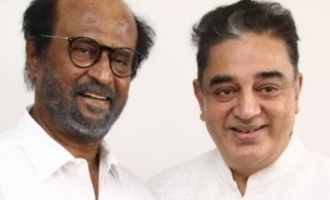 Superstar Rajinikanth and Kamal Haasan join hands after decades!