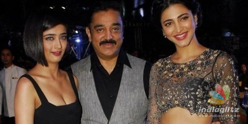 Kamal Haasan family locked down in separate houses due to coronavirus