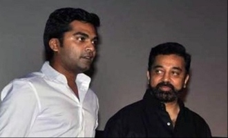 Kamal approached for an important role in Simbu's new movie?