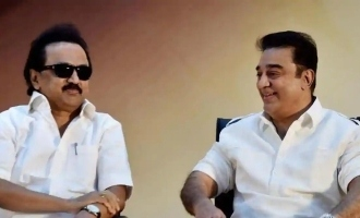 Kamal Haasan wishes M.K. Stalin on his birthday