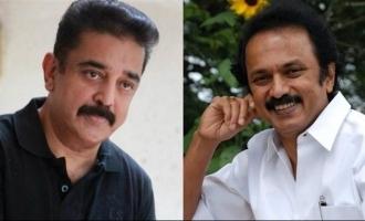 Kamal Haasan's congratulatory message to M.K. Stalin
