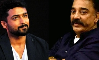 Kamal Haasan supports Suriya!
