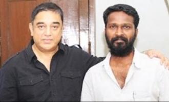 Breaking! Kamal Haasan and Vetrimaaran unite for a new movie -  Exhilarating details