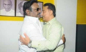 Kamal Haasan's awesome birthday wishes to Vijayakanth