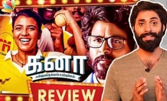 'KANAA' Movie Review