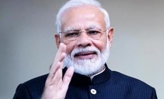 Popular heroine's sister tells to skip elections, make Modi PM again!