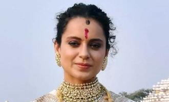 அது கங்கை அல்ல, நைஜீரியா நதி: மீண்டும் சர்ச்சையில் சிக்கிய கங்கனா ரனாவத்!