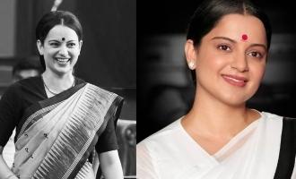 'தலைவி' படத்திற்காக மீண்டும் களமிறங்கிய கங்கனா ரனாவத்!