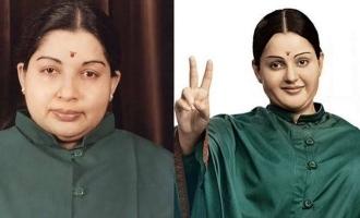'Thalaivi' new still - Kangana Ranaut recreates classic Jayalalitha