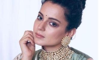 'If you slap me, I will slap you back': Kangana opens up on relationship with her father