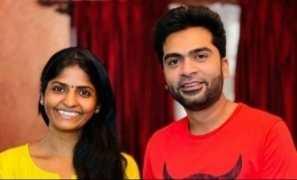 Simbu's surprise visit to CWC title winner Kani's house for a delicious reason