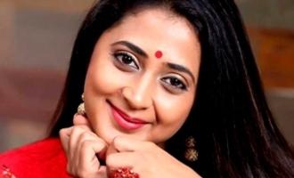 கப்புள் வொர்க் அவுட் சேலஞ்சில் கணவருடன் அசத்திய அஜித் பட நடிகை!