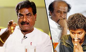 Kollywood targets only Rajinikanth and Vijay for LOSS : P. Kannappan