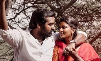 Massive official update on Vijay Sethupathi's next OTT release!
