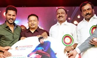 'Kizhakku Appricavil Raju' Movie Teaser & Single Track Launch