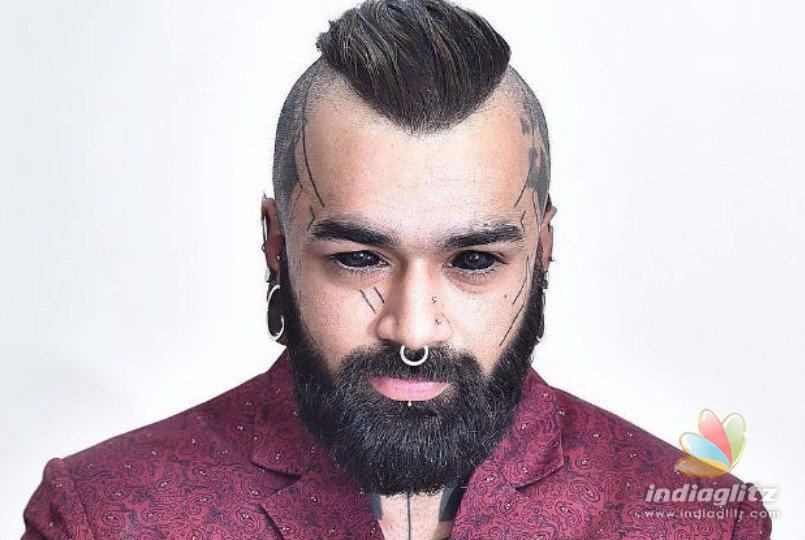 Eye Popping Meet The Man Who Got His Eyeballs Tattooed Tamil