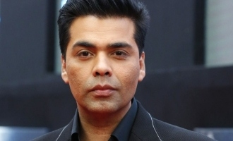 Karan Johar finally has seen visible on social media!