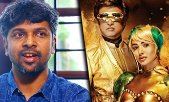 Shankar wanted NO songs in 2.0 first : Madhan Karky Interview