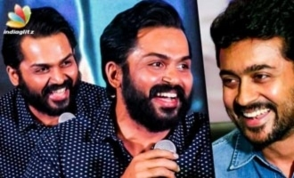 Why Not Love Marriage Like ANNA? | Karthi's Reaction